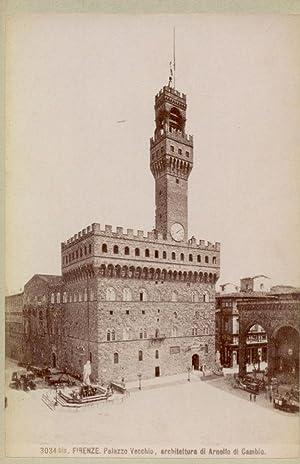 SOUVENIRS DE L'ITALIE: FLORENCE. inizio '900 circa.