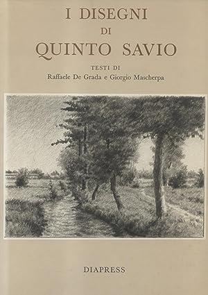 I DISEGNI DI QUINTO SAVIO (Arborio 1890-1959).