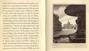 PIETRO IN ROMA.: ROSSI Giovanni.