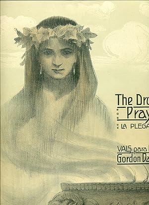 """THE DRUID'S PRAYER (""""La Plegaria""""). Vals para Piano. Nessuna indicazione editoriale...."""