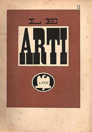 LE ARTI. Rassegna bimestrale dell'arte antica e