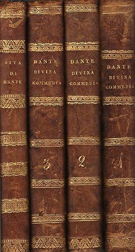 LA DIVINA COMMEDIA. Con le note di: ALIGHIERI Dante.