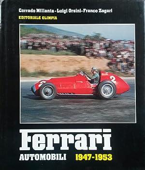 FERRARI: AUTOMOBILI 1947-1953.: MILLANTA Corrado /
