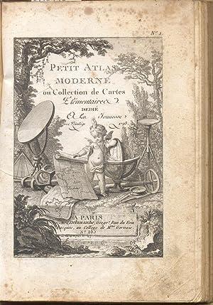 PETIT ATLAS MODERNE. Ou Collection de Cartes
