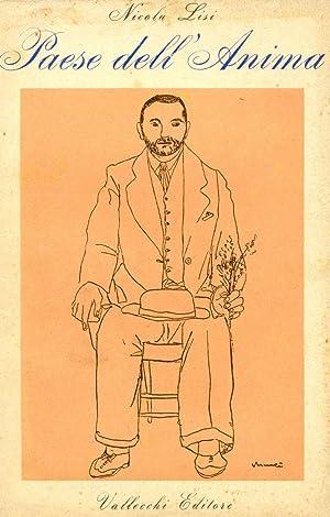 PAESE DELL'ANIMA. Illustrazioni di Giacomo Manzù.: LISI Nicola (Scarperia, 1893-1975).