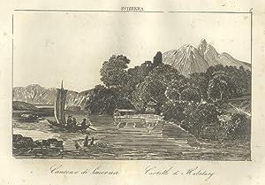 SVIZZERA. L'Universo Pittoresco. (1838).: De GOLBERY.