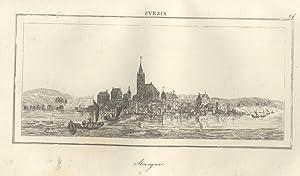 SVEZIA. L'Universo Pittoresco. (1838).: Le BAS.