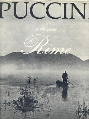 PUCCINI E LE SUE RIME.: MAGRI Giorgio.