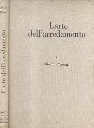 L'ARTE DELL'ARREDAMENTO.: CLEMENTI Alberto.