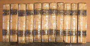 DELL'ORIGINE DEI PROGRESSI E DELLO STATO ATTUALE D'OGNI LETTERATURA. 1821-1824.: ANDRES ...