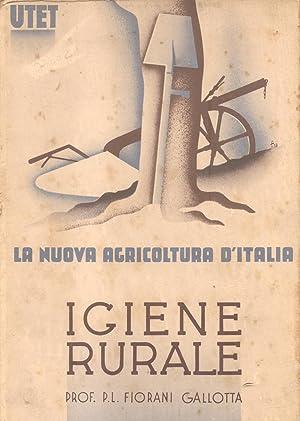 IGIENE RURALE.: FIORANI GALLOTTA P. L.