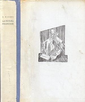 LA PITTURA FRANCESE.: MANDEL Gabriele.