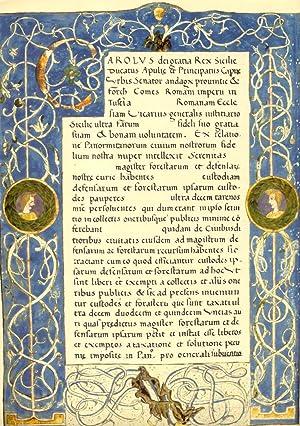 PRIVILEGIA URBIS PANORMI. Collecta iussu praetoris Petri Specialis.