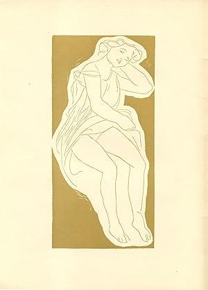TESTAMENT. La Haye, Editions A la Belle Etoile, L.J.C.Boucher, (1948).: RODIN Auguste.