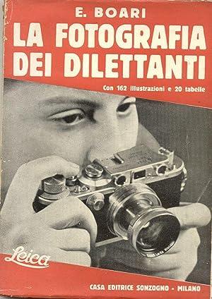 LA FOTOGRAFIA DEI DILETTANTI.: BOARI E.
