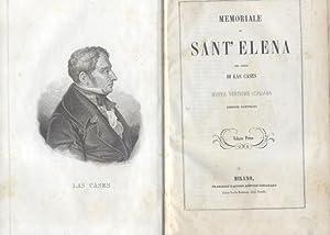 MEMORIALE DI SANT'ELENA. Prima versione integrale con note di G.E.De Castro. Edizione ...