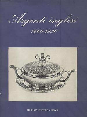 ARGENTI INGLESI, 1660-1830. Mostra organizzata dal Victoria and Albert Museum in collaborazione con...