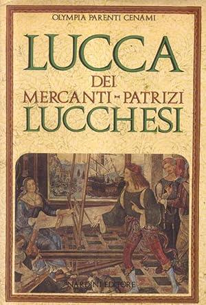 LUCCA DEI MERCANTI-PATRIZI LUCCHESI.: PARENTI CENAMI Olympia.