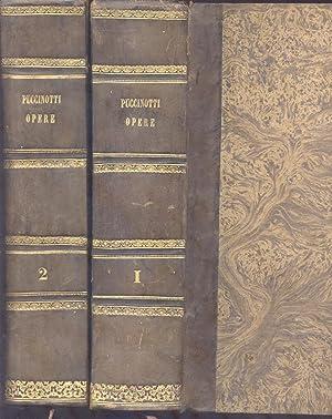 OPERE DI FRANCESCO PUCCINOTTI URBINATE. 1839-1846.: PUCCINOTTI Francesco.