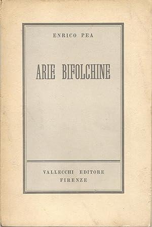 ARIE BIFOLCHINE.: PEA Enrico (Seravezza, 1881-1958).