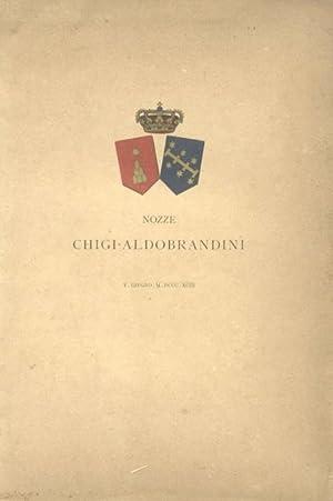 NOTIZIA DELLA VITA E DEGLI STUDI DEL PRINCIPE AGOSTINO CHIGI ALBANI. Tratta da un suo diario e da ...
