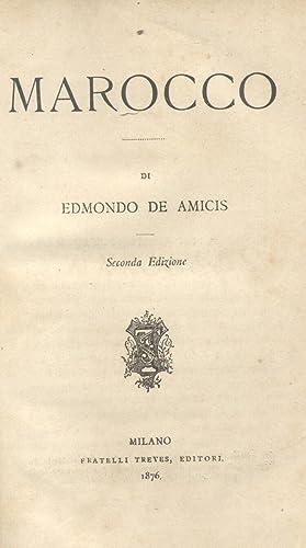 MAROCCO.: De AMICIS Edmondo (Oneglia, 1846-1908).