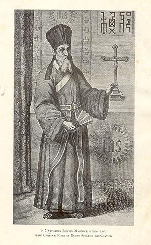 IL P.MATTEO RICCI E LA SUA MISSIONE IN CINA, 1578-1610. Onoranze nazionali nel III Centenario dalla...