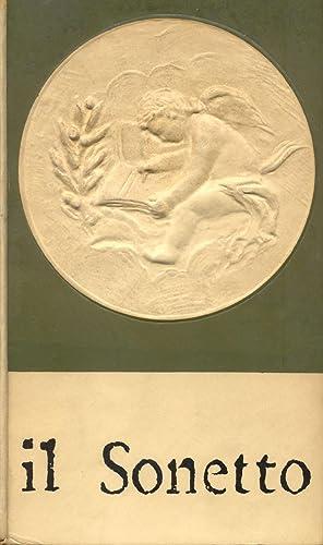 IL SONETTO. Cinquecento sonetti dal Duecento al Novecento.: GETTO Giovanni / SANGUINETI Edoardo.
