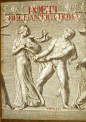 POETI DELL'ANTICA ROMA.: PECCHIOLI Arrigo (a cura di).