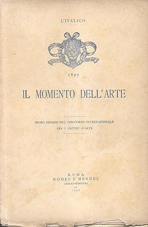IL MOMENTO DELL'ARTE 1897.: L' Italico.