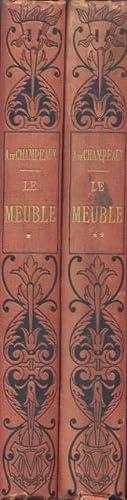 LA MEUBLE.: CHAMPEAUX Alfred De.