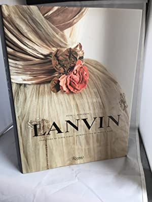 Lanvin: Dean Merceron; Alber