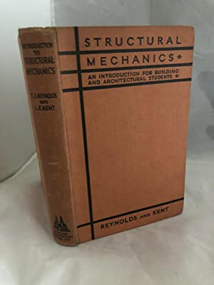 Introduction To Structural Mechanics; For Building And Architectural Students