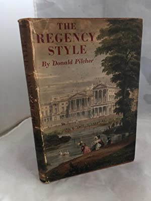 The Regency Style1800 To 1830