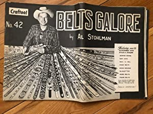 Belts Galore Craftool Number 42