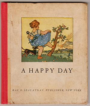 A Happy Day: a Story of Keeping: Winslow, Anna C.,
