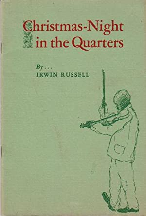 Christmas-Night in the Quarters: Russell, Irwin