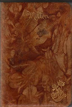 The Poetical Works of John Milton: Milton, John