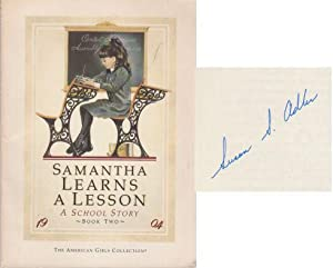 Samantha Learns a Lesson: A School Story: Adler, Susan