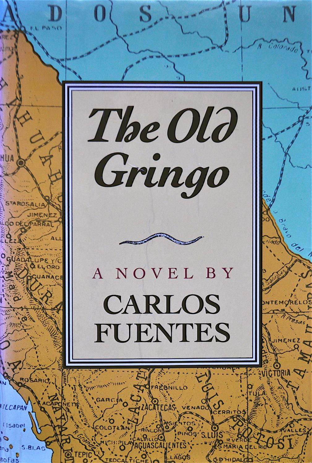 the old gringo Old gringo (1989) on imdb: plot summary, synopsis, and more.