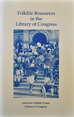 Folk Resources in the Library of Congress: Lloyd, Timothy and Glatt, Hillary