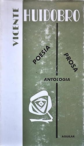 Poesía y Prosa Antología: Huidobro, Vicente