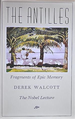 The Antilles: Walcott, Derek