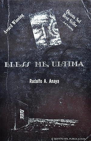 Bless Me Última: Anaya, Rudolfo A.
