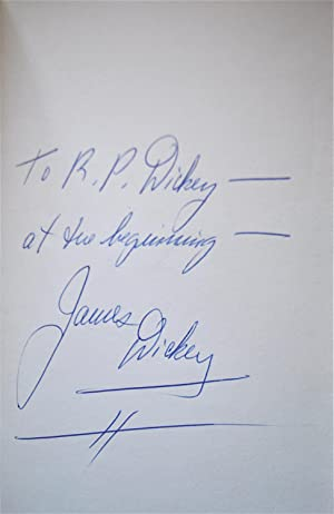 James Dickey Poems 1957-1967: Dickey, James