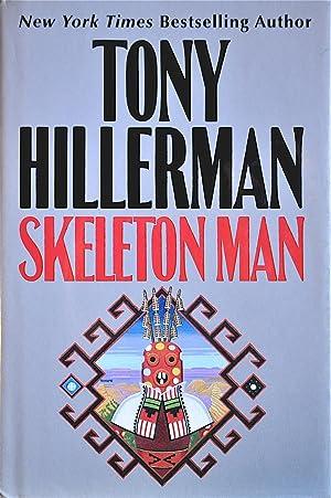 Skeleton Man: Hillerman, Tony