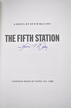 The Fifth Station: McIlvoy, Kevin