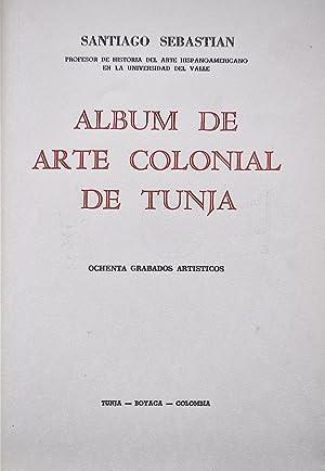 Album De Arte Colonial De Tunja: Sebastian, Santiago