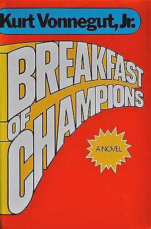 Breakfast of Champions Or Goodbye, Blue Monday!: Vonnegut, Kurt, Jr.