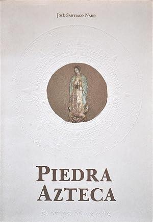 Piedra Azteca: Naud, José Santiago